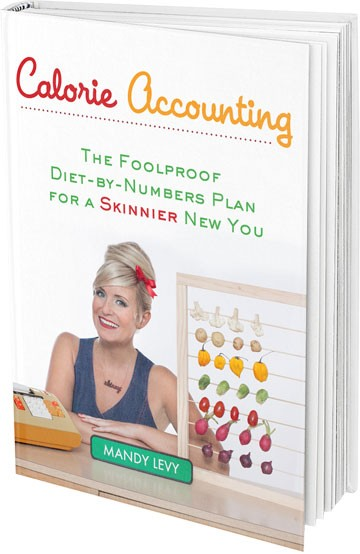 Calorie Accounting book